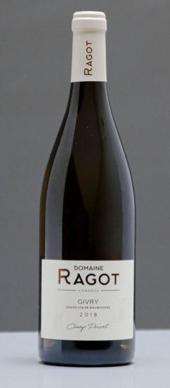 Champ Pourot Blanc